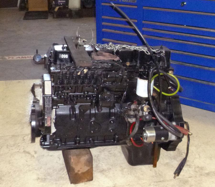 Rebuilt Cummins 5 9l 12 Valve Engine For Sale